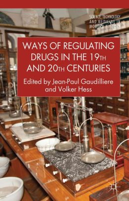 Ways of regulating drugs